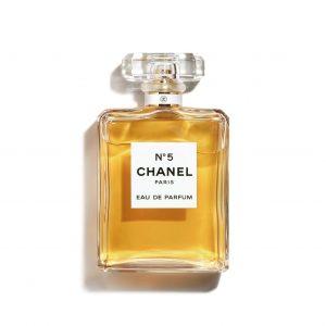 003. Chanel No.5 – Coco Chanel