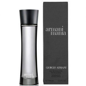 126. MANIA – Giorgio Armani