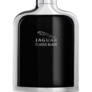 288. CLASSIC BLACK- Jaguar